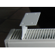 Hyldeknægt til radiator type 22