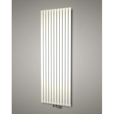 COLLOM vertikal, enkelt 298x1800 mm - hvid