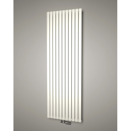 COLLOM vertikal, enkelt 450x1800 mm - hvid