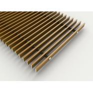 Rullerist  - Bronce - 18 x 5 x 175 mm ( pr. lb. m. )