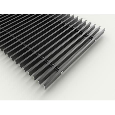 Rullerist  - Sort - 250 mm
