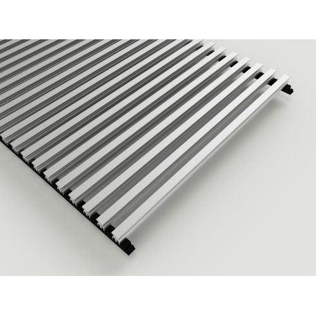 Low tranverse - Aluminium - 300 mm