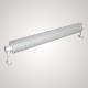 Ribberør RA1, 57x2,5x137 mm x 1000 mm, Hvid
