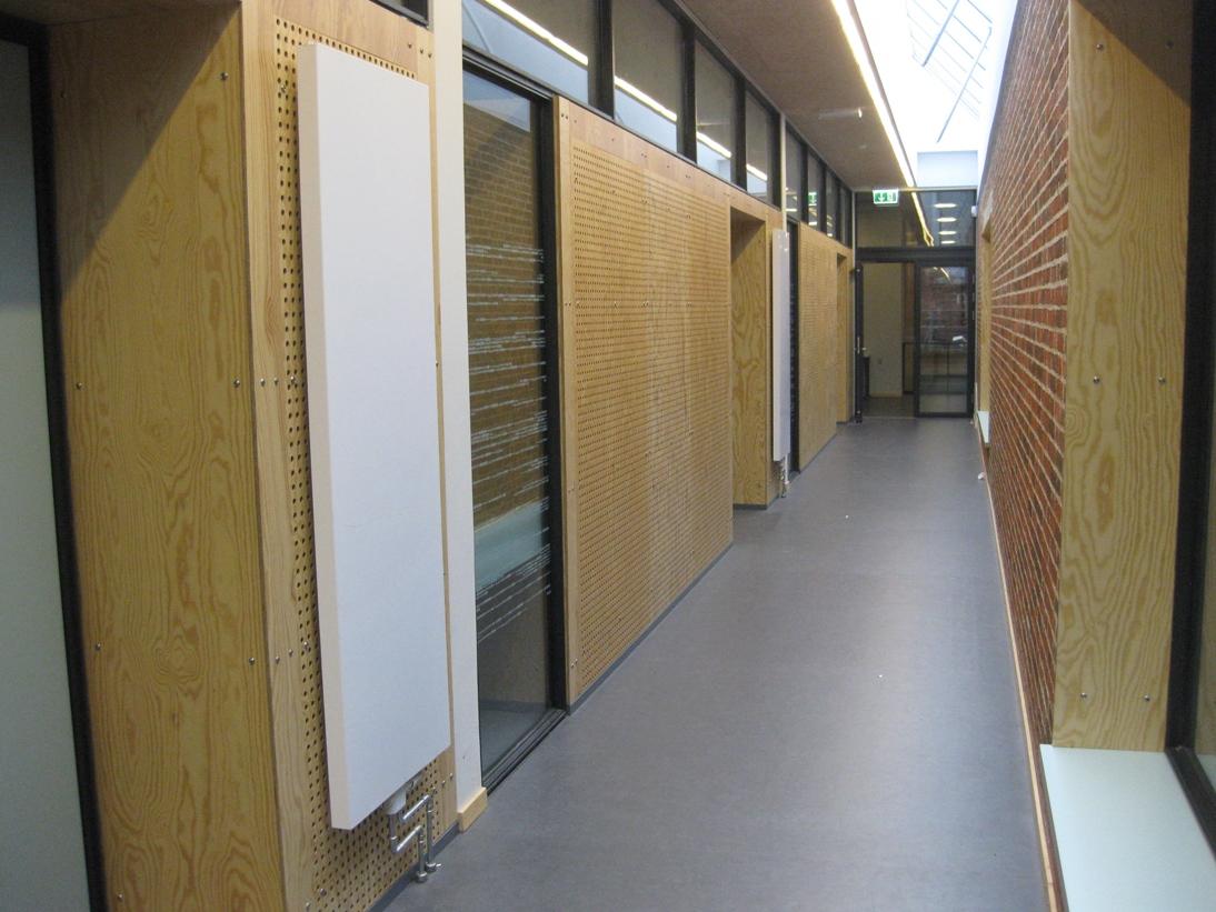 Vertikal Plan - Vibenshusskole - Københ